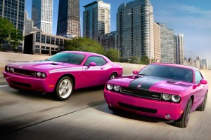 Dodge celebrates 40 years of performance with Furious Fuchsia Challengers